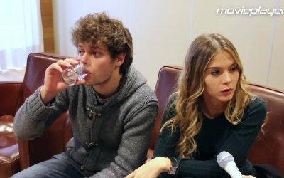Slam - Tutto per una ragazza: Video intervista a Ludovico Tersigni e Barbara Ramella