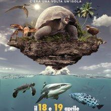 Locandina di Aldabra - C'era una volta un'isola