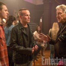Twin Peaks:Jake Wardle, James Marshall e David Lynch sul set