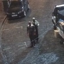 Avengers: Infinity War, Paul Bettany a sorpresa sul set di Edimburgo