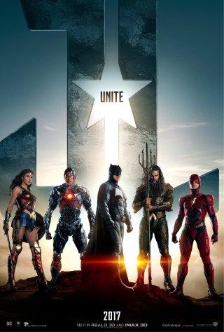 Justice League: un nuovo poster del film