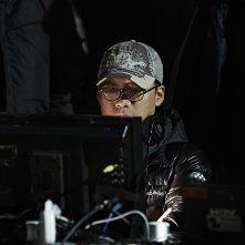 The Tunnel: il regista Kim Seong-hun sul set