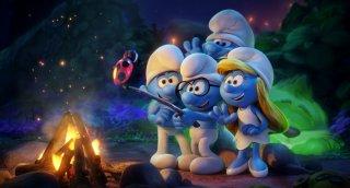 I Puffi - Viaggio nella foresta segreta: un'immagine del film animato