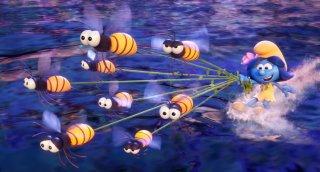 I Puffi - Viaggio nella foresta segreta: un'immagine tratta dal film animato