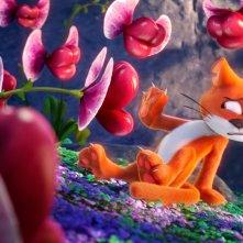 I Puffi - Viaggio nella foresta segreta: un'immagine del film d'animazione