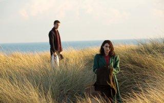 Il segreto: Theo James e Rooney Mara in un momento del film