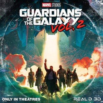 Guardiani della Galassia Vol. 2 - Un poster internazionale del sequel
