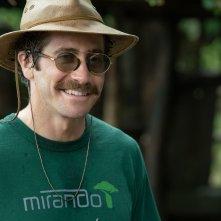 Okja: Jake Gyllenhaal in una foto del film