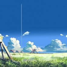 Oltre le nuvole, il luogo promessoci: un'immagine del film animato