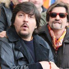 Ovunque tu sarai: Ricky Memphis e Francesco Apolloni in una scena del film
