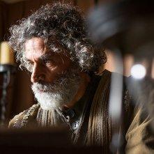 Raffaello - Il principe delle arti: Enrico Lo Verso in una scena del docufilm
