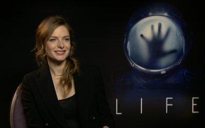 """Rebecca Ferguson, protagonista di Life: """"Gli alieni esistono e ci sorprenderanno"""""""