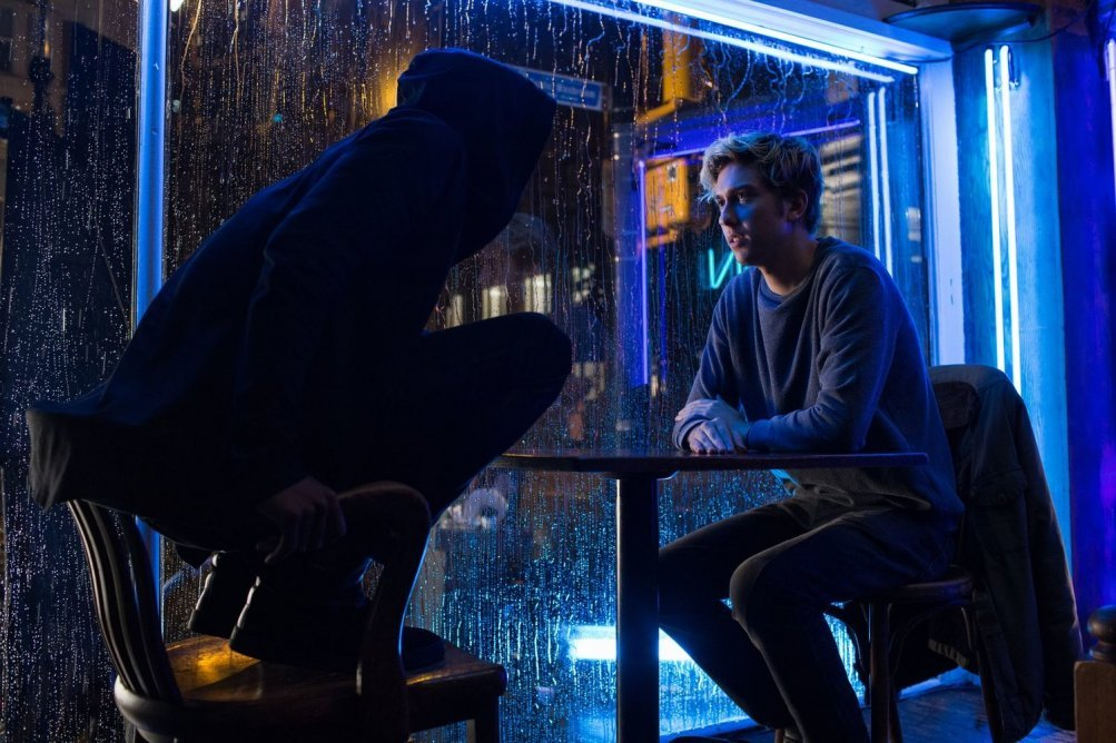 Death Note: Nat Wolff alle prese con il misterioso personaggio interpretato da Lakeith Stanfield