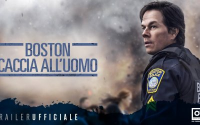 Boston - Caccia all'uomo - Trailer italiano