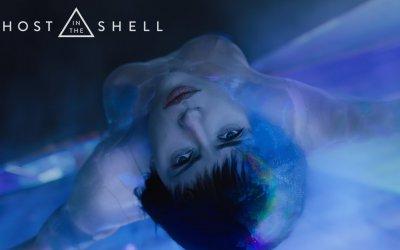 Ghost in the shell - Terzo trailer italiano