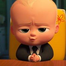Baby Boss: una scena del film animato