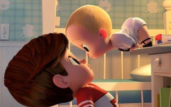 Baby Boss: una scena del film d'animazione