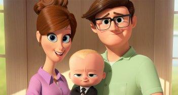 Baby Boss: un'immagine del film d'animazione
