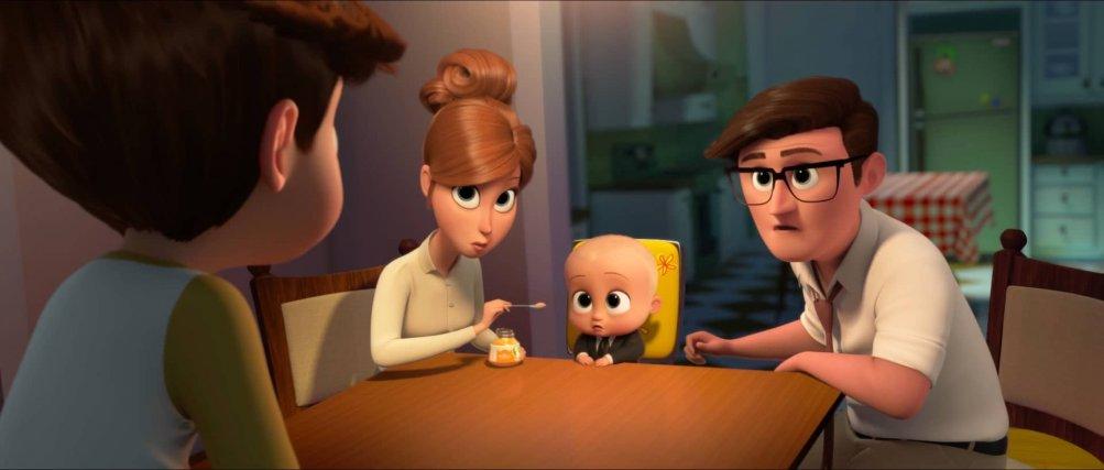 Baby Boss: un'immagine tratta dal film animato