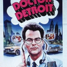 Locandina di Doctor Detroit