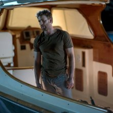 Gifted - Il dono del talento: Chris Evans in una scena del film