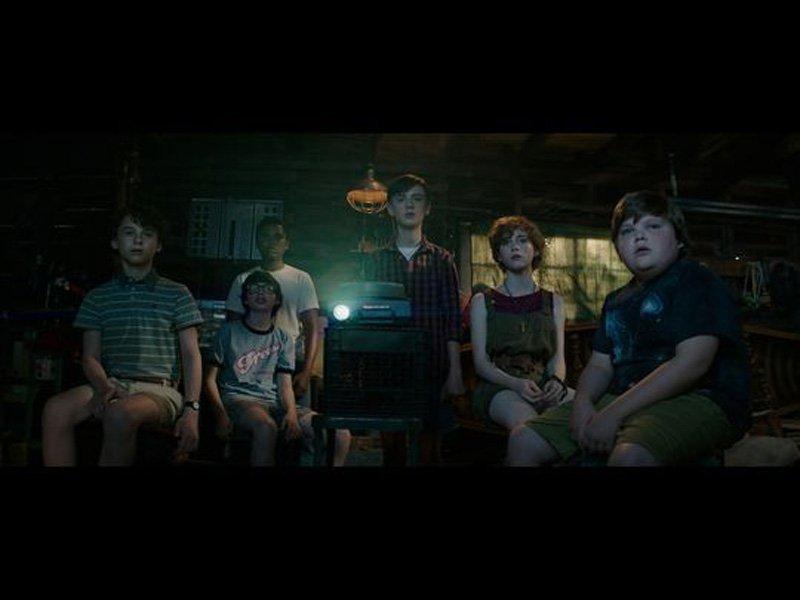 It: i piccoli protagonisti del film