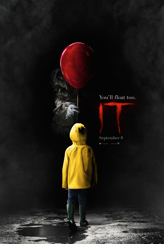 It: un poster del film di Andres Muschietti