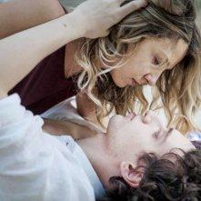 Lasciami per sempre: Andrea Bellisario e Myriam Catania in un momento del film