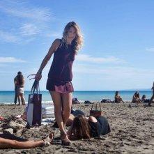 Lasciami per sempre: Myriam Catania in una scena del film