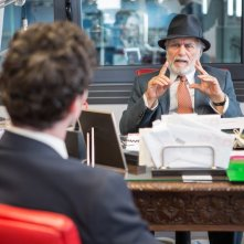 Le verità: Francesco Montanari e Luigi Diberti in una scena del film