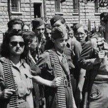 Libere: un'immagine d'epoca del documentario
