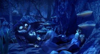 Richard the Stork: un'immagine tratta dal film animato