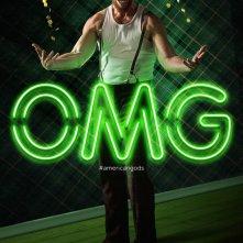 American Gods: il character poster di Mad Sweeney, interpretato da Pablo Schreiber