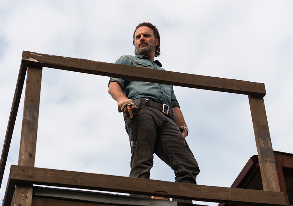 The Walking Dead Episode 716 Rick Lincoln 935