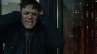 The Bye Bye Man: Douglas Smith in un momento del film