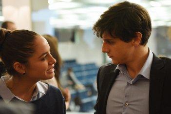The Startup - Accendi il tuo futuro: Andrea Arcangeli e Matilde Gioli in una scena del film