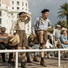 Un sacchetto di biglie: Dorian Le Clech e Batyste Fleurial insieme in una scena del film