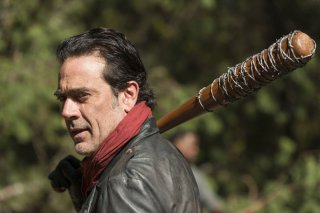 The Walking Dead: Jeffrey Dean Morgan in The First Day of The Rest of Your Life
