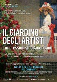 Il giardino degli artisti: L'impressionismo americano in streaming & download