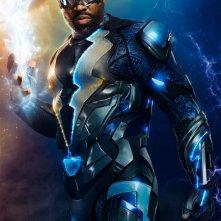 Black Lightning: la prima immagine di Cress Williams in costume