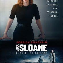 Locandina di Miss Sloane