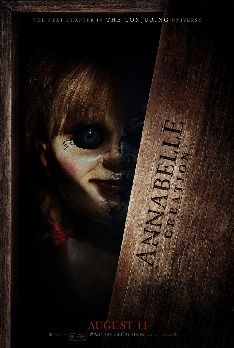 Annabelle: Creation - Il poster