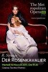 Locandina di The Metropolitan Opera di New York: Der Rosenkavalier