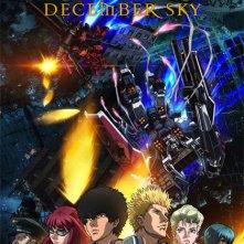 Locandina di Mobile Suite Gundam. Thunderbolt – December Sky