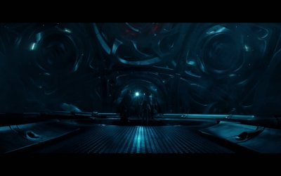 """Power Rangers - Clip """"Spaceship"""""""