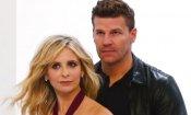 """Buffy, Sarah Michelle Gellar: """"minacce di morte dai fan sulla preferenza tra Angel e Spike"""""""