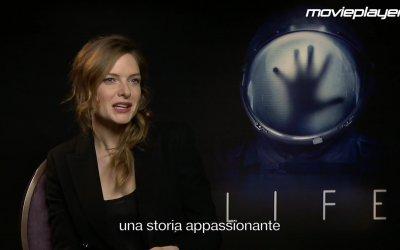 Life - Non oltrepassare il limite: Video intervista a Rebecca Ferguson