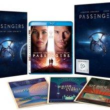 La Blu-ray Fan Edition di Passengers