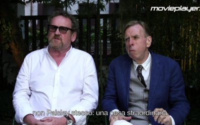 Il viaggio: video intervista a Timothy Spall e Colm Meaney