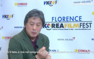 The Handmaiden: Video intervista a Park Chan-Wook